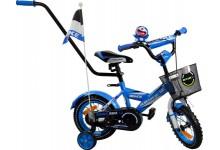 """Dětské kolo BMX Rbike 12"""" blue"""