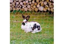 Elektrický ohradník - síť pro králíky a psy