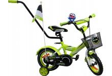 """Dětské kolo BMX Rbike 12"""" green"""
