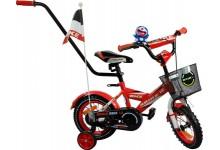 """Dětské kolo BMX Rbike 12"""" red"""