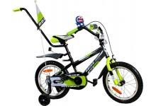 """Dětské kolo BMX Rbike 16"""" green"""