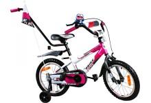 """Dětské kolo BMX Rbike 16"""" purple"""