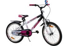 """Dětské kolo BMX Rbike 20"""" pink"""