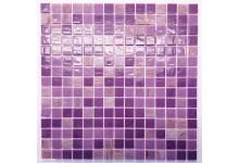 Mozaika Skleněná Primavera fialovou zlata