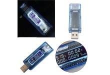 USB Tester nabíjecí proudu