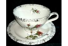 Porcelánová čajová sada pro 6